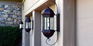 Copper Outdoor Lighting Fixtures Lanternland Solid Copper Lanterns Outdoor Lighting Fixtures Made