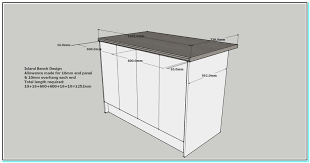 kitchen island sizes kitchen island bench sizes torahenfamilia the models and the