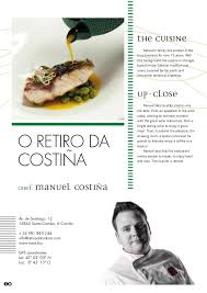cuisines references info galicia michelin restaurants
