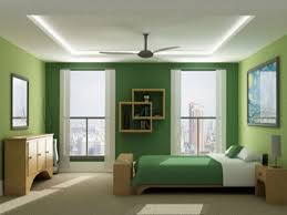 green bedroom color schemes and bold bedroom designs created with