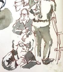 people sketching in portugal u2013 evelyn yee