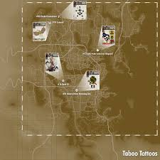 Fallout Vault Map by Image Fo4 Map Taboo Png Fallout Wiki Fandom Powered By Wikia