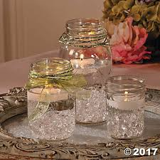 jar centerpieces jar centerpiece idea