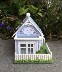 house kit watercolors blue sky cafe house kit u2013 robin betterley u0027s miniatures