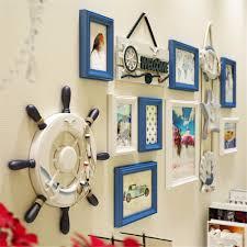 Cheap Framed Wall Art by Online Get Cheap Wooden Anchor Wall Art Aliexpress Com Alibaba
