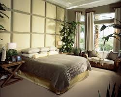 bedroom tips and ideas to install stylish padded wall panels for