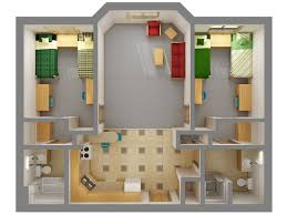 niskanen hall residence life ndsu to