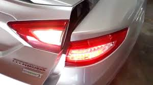 ford focus tail light bulb 2014 ford fusion titanium sedan testing tail lights after changing
