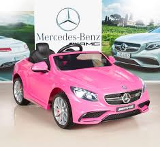 pink luxury cars kids ridez 5 most popular mercedes benz ride on cars kids ridez