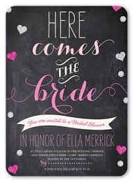 wedding invitations shutterfly chalkboard hearts 5x7 invitation bridal shower invitations