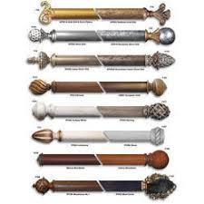 Curtain Rods Curtain Rods Curtain Poles Royal Curtain Ahmedabad Id