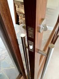 front doors trendy colors modern front door lock 52 design house
