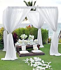 wedding decor resale outside wedding decorations glassnyc co