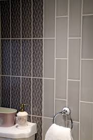 savoy steel decor and dew gloss 300x100 bathroom pinterest