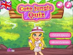 Ggg Com Room Makeover Games - cute jungle quiz a free game on girlsgogames com