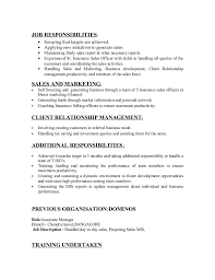 Personal Banker Job Description For Resume by For Axis Bank