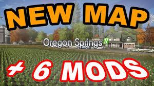 map of oregon springs farming simulator 2017 oregon springs map 6 new mods coolest