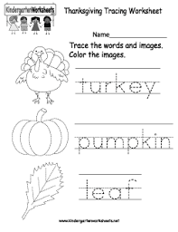 collection of solutions kindergarten thanksgiving worksheets with