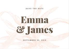 online save the date free online save the date maker canva