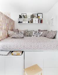 Ikea Schlafzimmer Betten Diy Bed Inspired By Ikea Bedroom Pinterest Bett