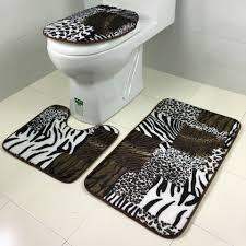 Animal Print Bathroom Ideas Benedetina Wall Decor Zebra Bathroom Decor