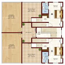 plan villa crosswinds 3 4 bhk duplex u0026 row villas in kelambakkam