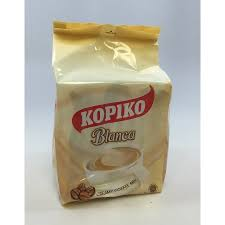 Coffee Mix kopiko blanca 3 in 1 coffee mix 10 sachets x 30 grams