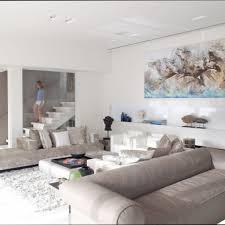 Wohnzimmer M El Beige Moderne Häuser Mit Gemütlicher Innenarchitektur Schönes