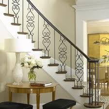 Iron Banister Spindles Iron Balusters Design Ideas
