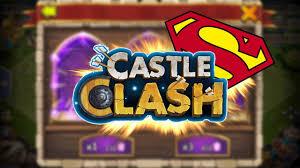 game castle clash mod apk castle clash super mod youtube