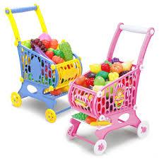 jeux enfant cuisine supermarché panier jeux de simulation de cuisine jouets jouet