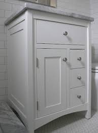 Shaker Style Vanity Bathroom by Shaker Style Bathroom Vanity With One Door