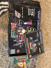 snap circuits lights electronics discovery kit snap circuits lights electronics discovery kit games toys in