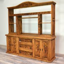 Mexican Living Room Furniture Rustic Entertainment Center Mexican Living Room Furniture Demejico