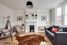 cowhide rug living room ideas ikea cowhide rug living room scandinavian with animal skin black and