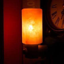 Himalayan Salt Lamp 2017 Natural Himalayan Salt Night Light Decorative Air Purifier