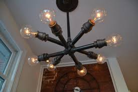 Lighting Fixtures Industrial by 35 Industrial Lighting Ideas For Your Home