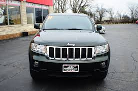 jeep cherokee green 2011 jeep grand cherokee green used 4x4 suv sale