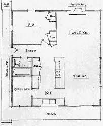 cottage floor plan cottage floor plan ursa minor cottage