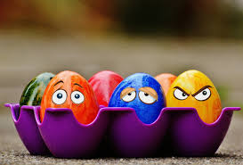 easter eggs wallpapers wallpaper easter eggs eyes emotions hd picture image