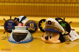 disney cruise line s 15 magical years merchandise the disney