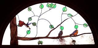 Basement Window Well Art by Fort Collins Stained Glass Windows Basement U0026 Window Well Stained