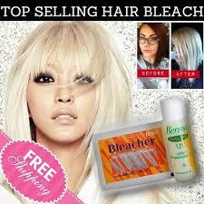 best otc hair bleach qoo10 cheapest in sg best hair bleach bleach permanent