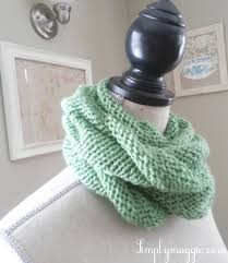 spring knit infinity scarf simplymaggie com