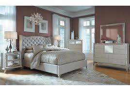 Isabella Rustic White Bedroom Set Lacks Bedroom Sets