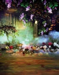 backdrop for photography 2017 fairy tale garden view vinyl spray backdrops photography for