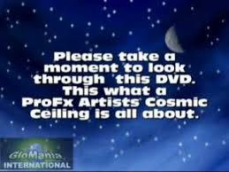 Glow In The Dark Star Ceiling by Lejon U0027s Glow In The Dark Cosmic Star Ceiling Youtube