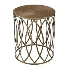side accent tables round metal bedside table stylist ideas 22 round accent table