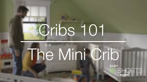 Delta Portable Mini Crib Baby Shorts Cribs 101 The Mini Crib