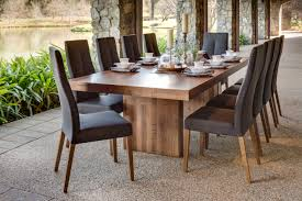 dining table and chairs made from bright wood mesas pinterest